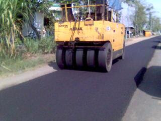 080620 134422 703904 Perbaikan Jalan Lintas Sumatera Kotanopan Hampir Rampung