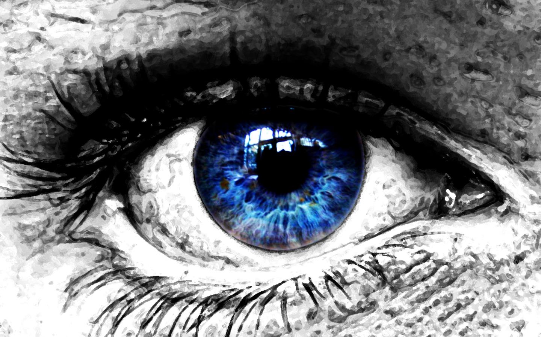 New Art Funny Wallpapers Jokes: Blue Eyes Photos HD