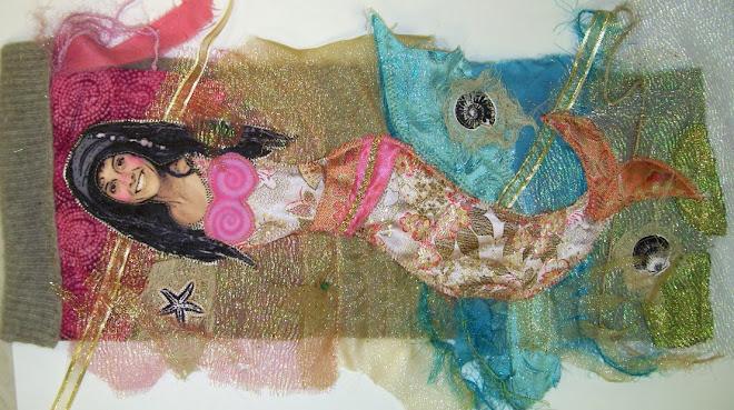 Scrap Mermaid Project