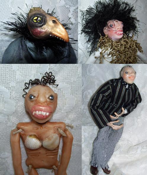 Strange Dolls of Mine