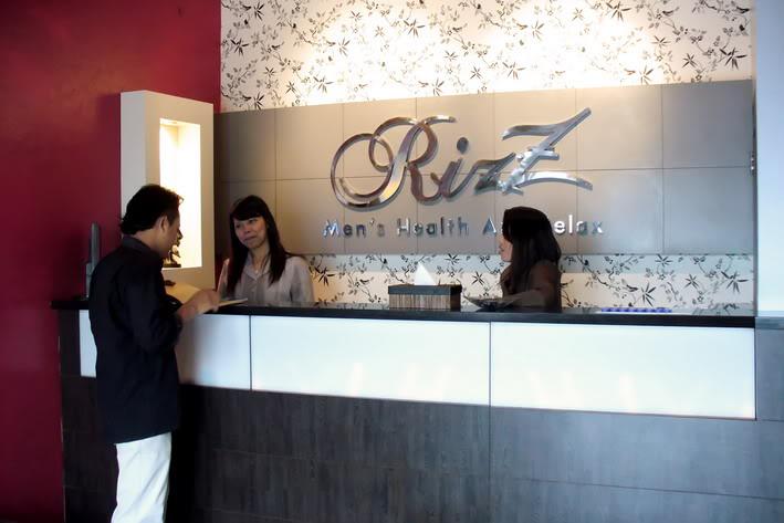 Rizz Jakarta Massage | Jakarta100bars Nightlife Reviews