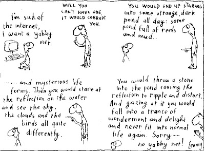 An examination of the work of the cartoonist michael leunig
