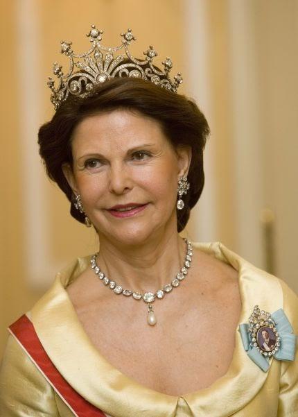 Crown Princess Victoria The Nine Prong Tiara
