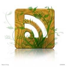 digital imagem - rss garden - feed