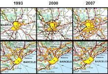 Diferència entre metròpoli i colònia.