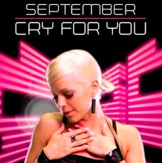 Cry For You September