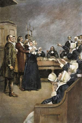 Mccarthyism Trials Vs Salem Witch Trials Essay