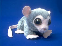 tarsier plush stuffed animal toy