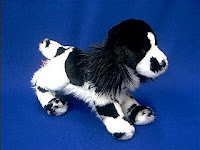 plush springer spaniel stuffed animal