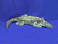 large alligator plush stuffed animal