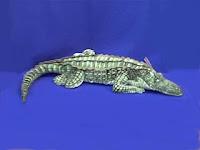 large alligator plush stuffed animal