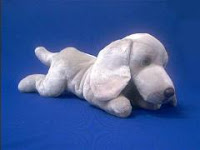 Weimaraner plush stuffed animal classic