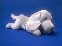 Weimaraner plush stuffed animal classic