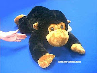 Large Monkey Plush Stuffed Animal