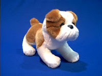 bulldog plush stuffed animal Norman