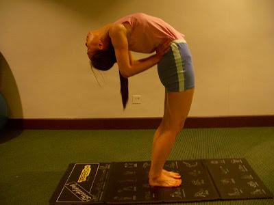 janet yoga hut yoga posture half wheel pose ardha