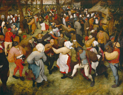 Wedding on Pictures From Brueghel  The Wedding Dance In The Open Air