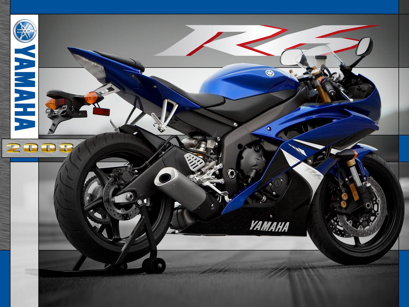 Foto Motor Yamaha Yzf R Modifikasi Motor Yamaha