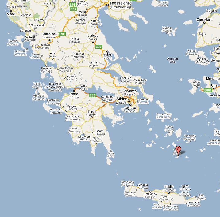 Santorini La Isla Que Se Hizo Postal El Lobo Bobo Un