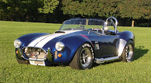 Paul's 427 Cobra Replica Project
