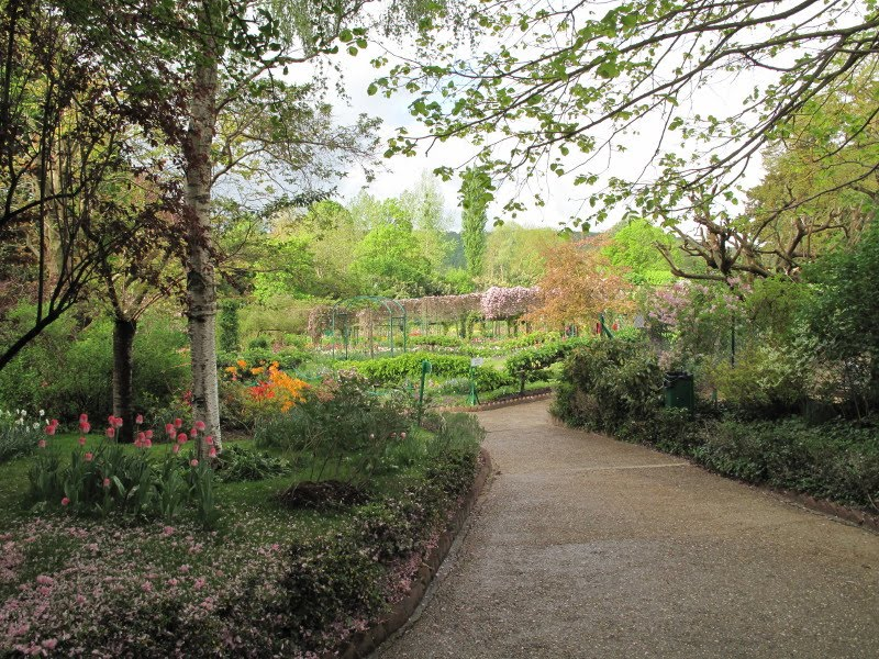 5 Taman Bunga Unik Paling Menakjubkan di Dunia