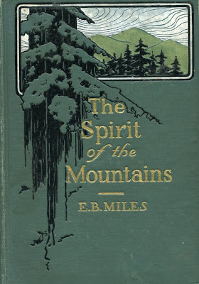 Spirit of the Mountains Book Cover
