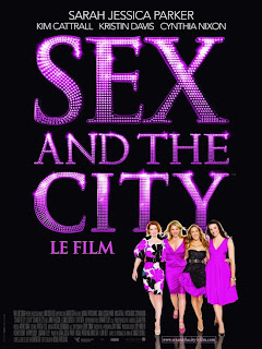 Sex An The City French Poster