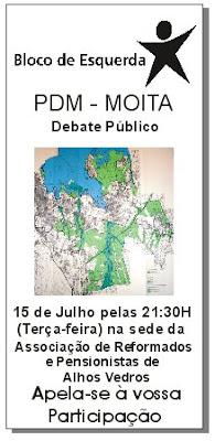 Debate Público - PDM