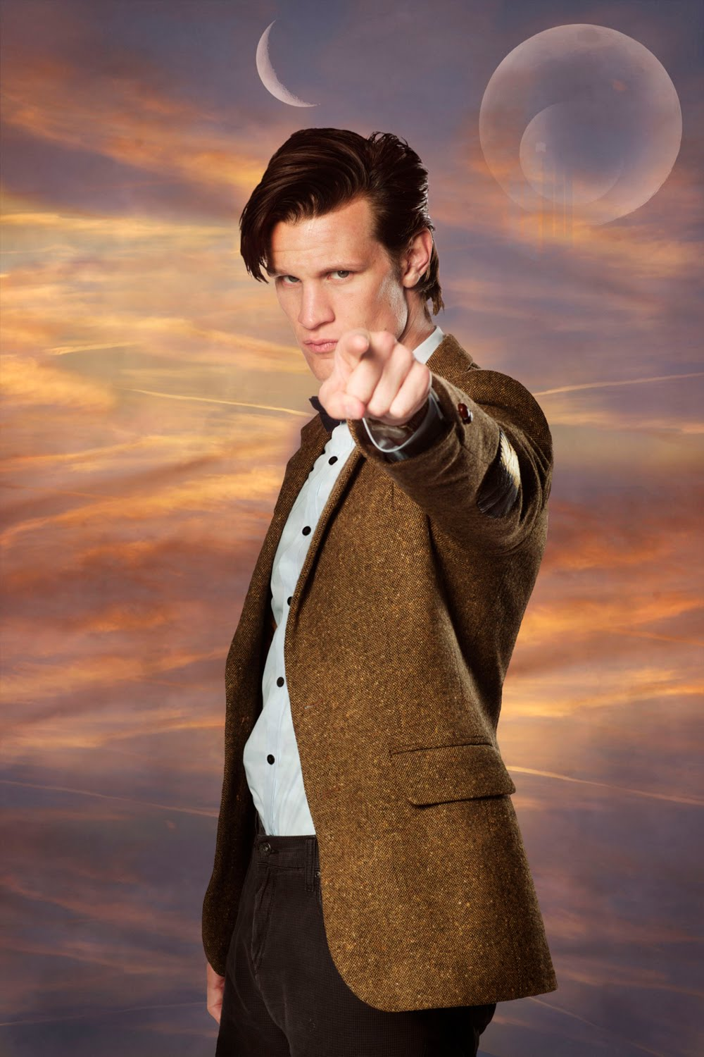 Matt Smith, the 11th Doctor