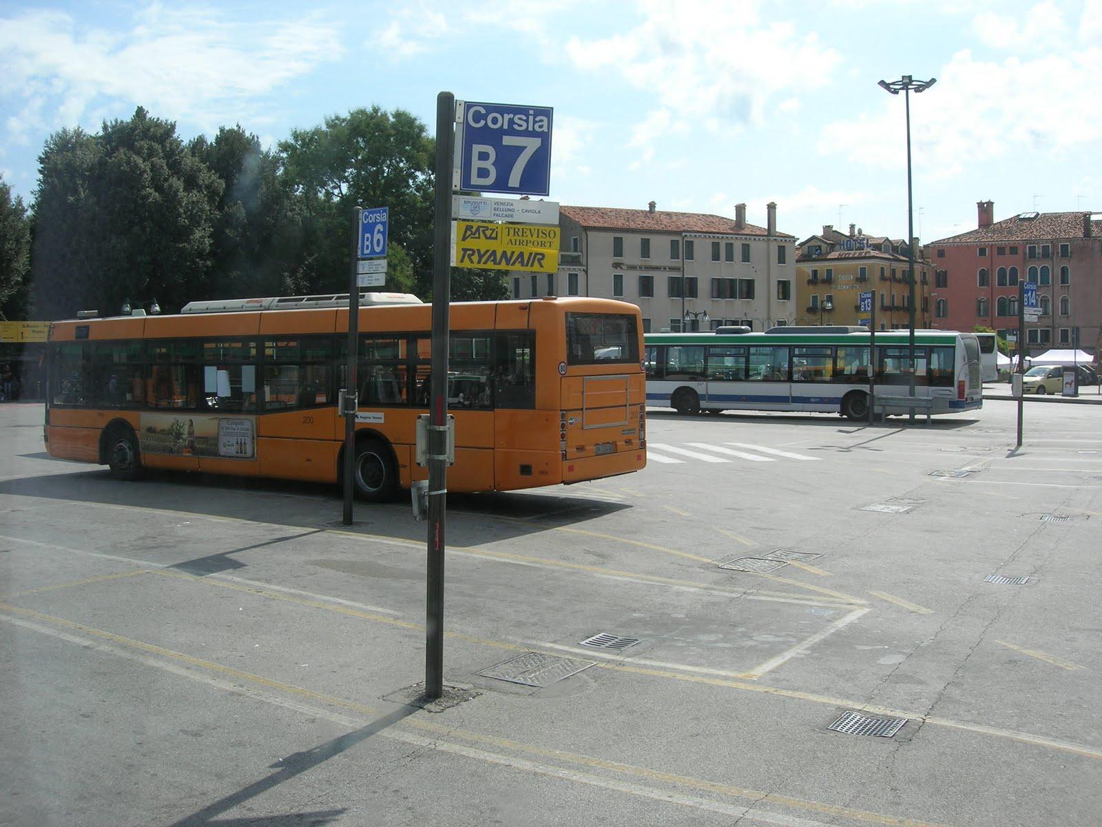 bus padova venezia marco polo