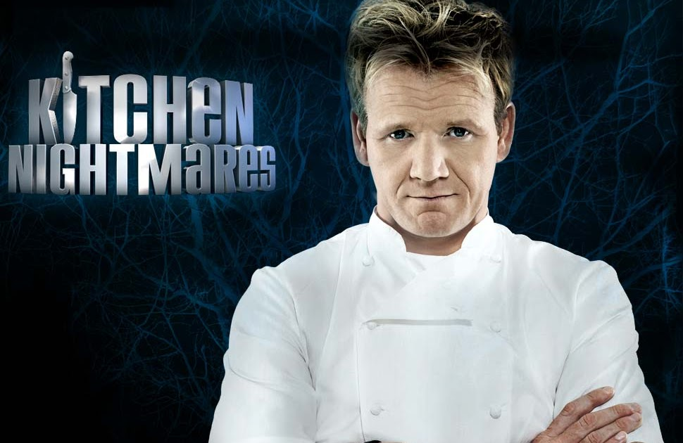 Gordon Ramsay Kitchen Nightmares Babylon