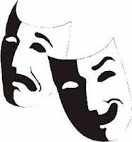 máscaras: tragédia e comédia