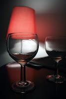 copos 'a media luz'