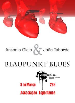 António Olaio & João Taborda: Blaupunkt Blues