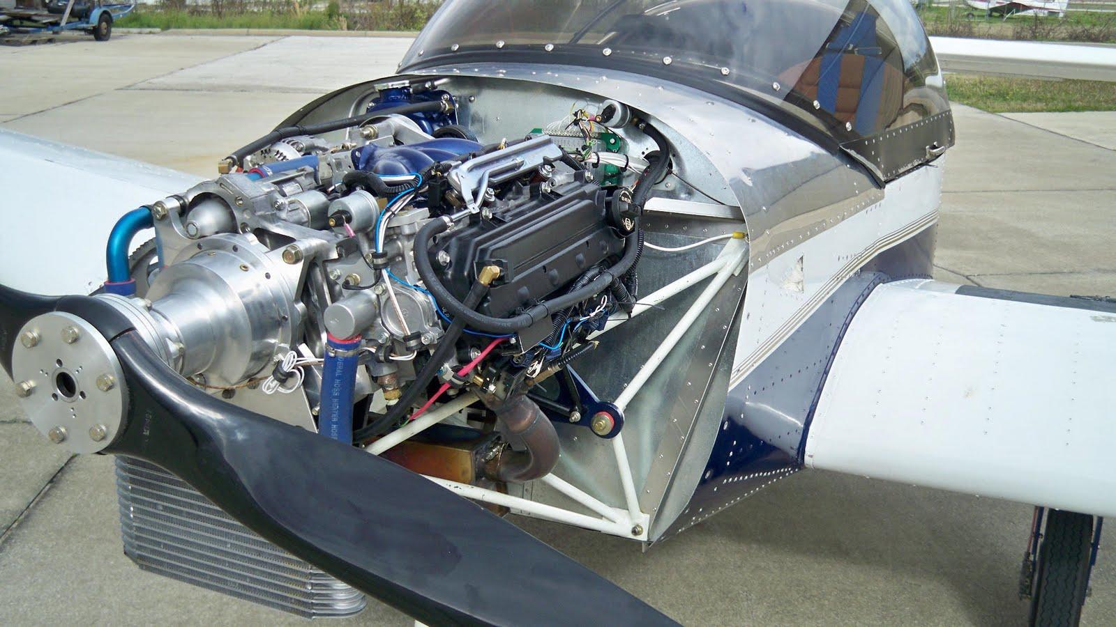 Honda-based Engine For Rotax Mounts | Design Plane