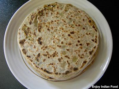 Gobi ka parantha recipe