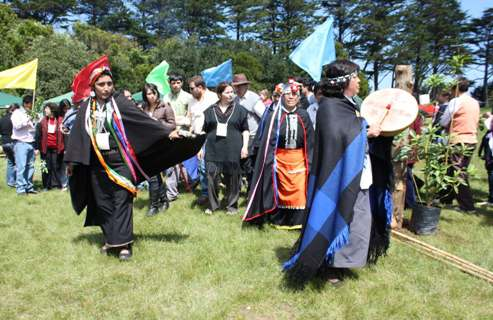 Resultado de imagen para baile mapuche