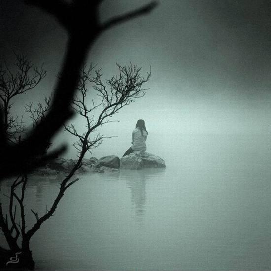 Quem é A Tal Da Solidão Uma Tristeza Eterna