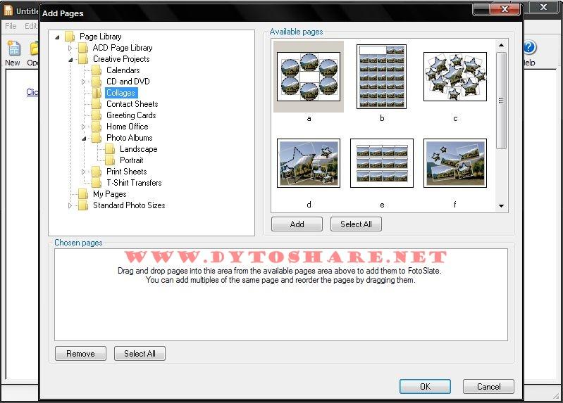 Software Download: FotoSlate 4 - Photo Print Studio