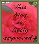 This blog is Betty approved