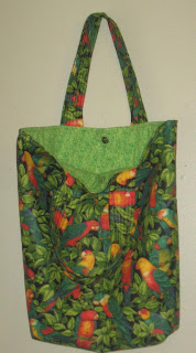 Beautiful Birds Bag
