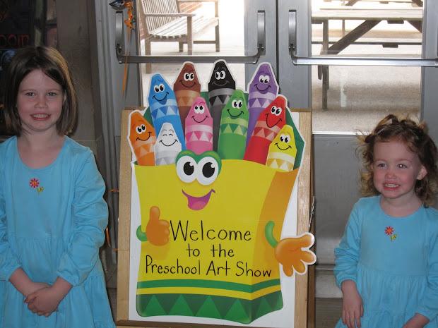 Mulcrones' Life Preschool Art Show