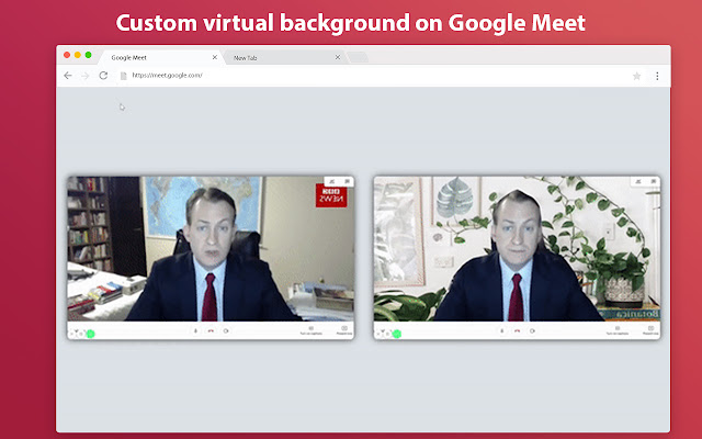 Google Meet Virtual Background - How to Change Webcam Background on Google Meet