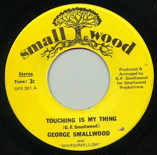George Franklin Smallwood & Marshmellow Band* Marshmellow - Hey Mamma