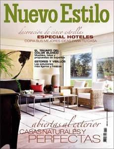 revistas de decoracin