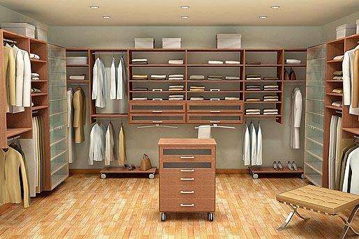 Baños Lujo Vestidores:Consejos para vestidores Amplios – decorando-interiorescom – Revista