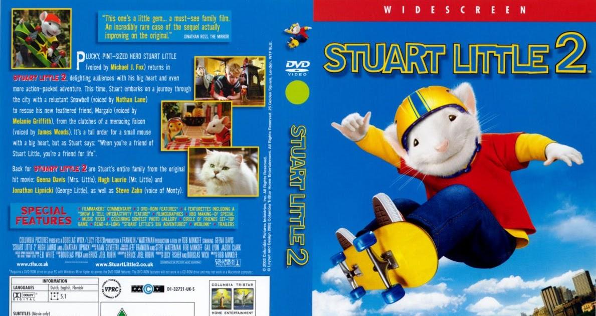 Funtypes Stuart Little 2 2002 Dvdrip Dual Audio Eng Hindi