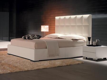 Cabeceras altas y acolchadas - Cabeceras de cama tapizadas ...