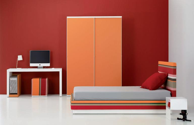 Estas lindas habitaciones juveniles minimalistas puedes for Decoracion de dormitorios minimalistas