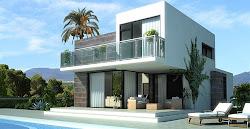casas modernas casa fachadas colombia 3d cuesta cuanto construir planos vista m2 dentro construccion pisos gratis diseno minimalistas imagenes dos